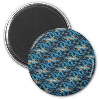 Blue Yellow Multiple products Magnets