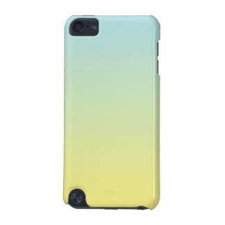 Blue & Yellow Ombre iPod Touch (5th Generation) Case