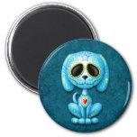 Blue Zombie Sugar Puppy