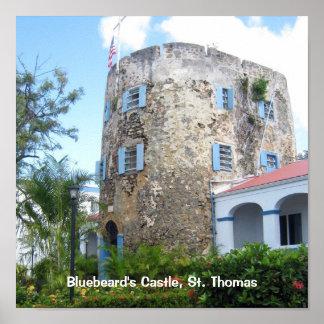Bluebeard's Castle, Bluebeard's Castle, St. Thomas Poster