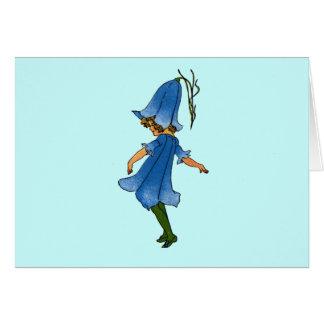 Bluebell Card
