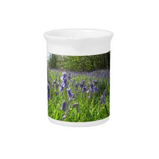 Bluebell Meadow Drink Pitchers