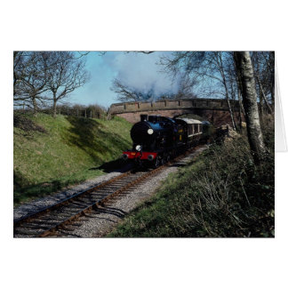 Bluebell Railway Q Class No. 541 Card