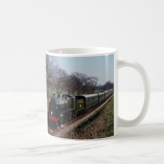 Bluebell Railway U Class 1618 Basic White Mug