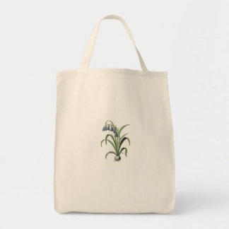 Bluebell Grocery Tote Bag