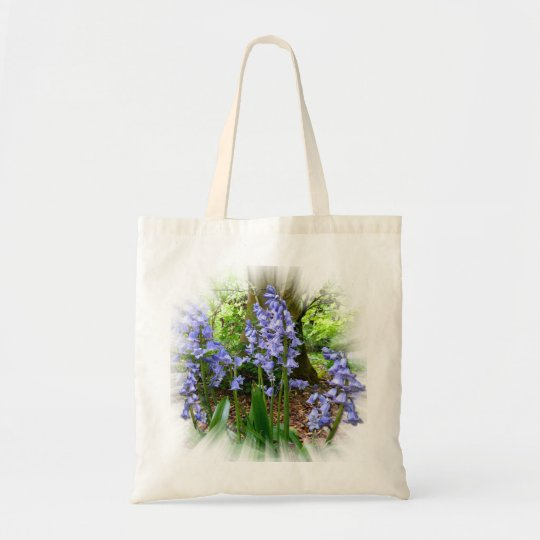 BLUEBELL WOOD ~ Budget Tote