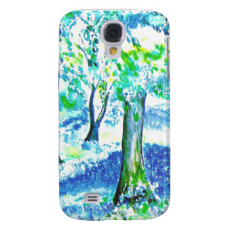 Bluebell Wood. Galaxy S4 Case