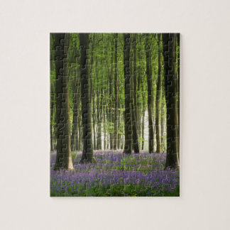 Bluebell Woodland Jigsaw Puzzle