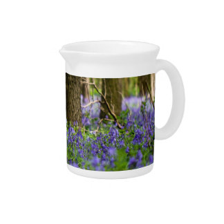 Bluebell Woods Pitcher