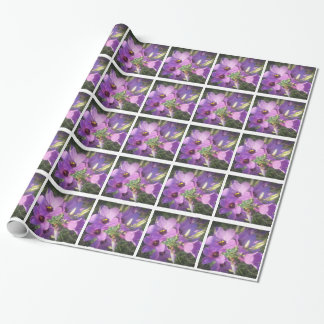 Bluebell Wrapping Paper