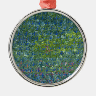 Bluebells 2012 christmas ornament