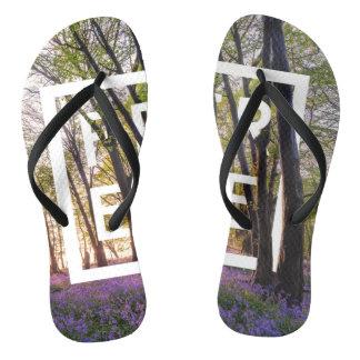 Bluebells Free Flip Flops