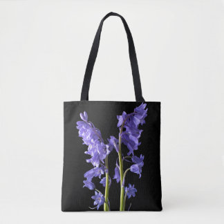 Bluebells, From the very Woods I Created! Tote Bag