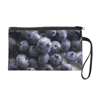 Blueberries 2 wristlet