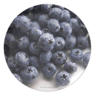 Blueberries 2 plate