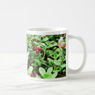 Blueberries And Lingon Berries Coffee Mug
