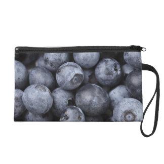 Blueberries Wristlet Purse