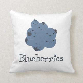 Blueberries Cushion