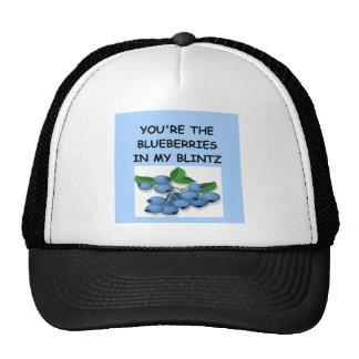BLUEBERRY bllintzes Hat