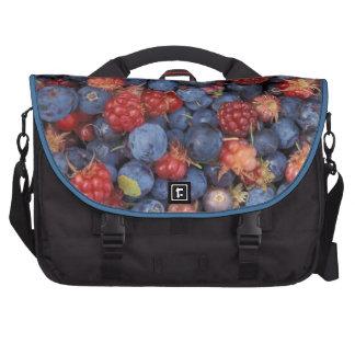 Blueberry Blue Colorful Fruit Food Sweet Destiny Computer Bag