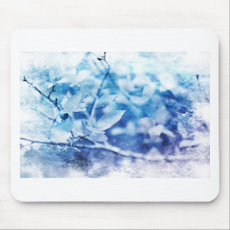 Blueberry Blues Mouse Pad