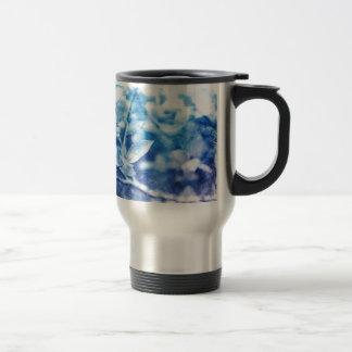 Blueberry Blues Travel Mug