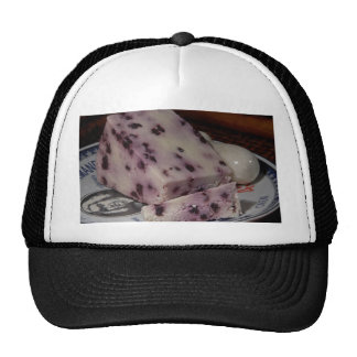 Blueberry Cheese Design Hats
