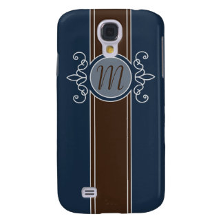 Blueberry Classic Harvest 3G/3GS  Galaxy S4 Case