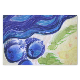 Blueberry Dream Tissue Paper