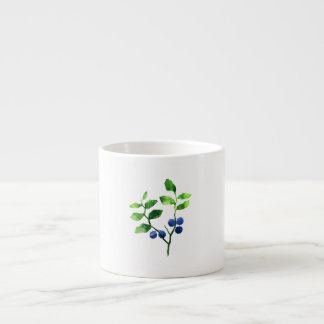 Blueberry Espresso Cup