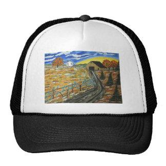 Blueberry Farm Hats