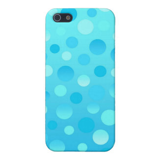 Blueberry Fizz (vertical) iPhone 5 Cases