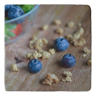 Blueberry Granola Trivet