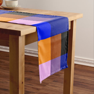 Blueberry Multicolor Table Runner by Janz