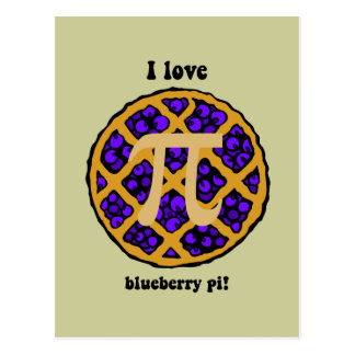 Blueberry pi post cards