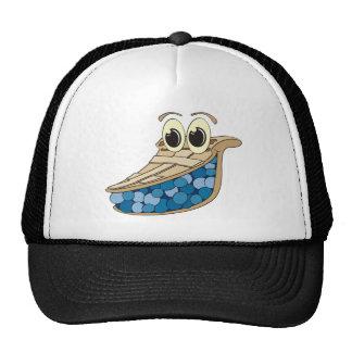 Blueberry Pie Mesh Hat