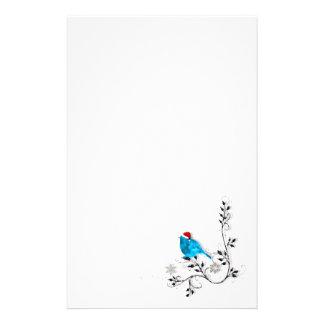 Bluebird Christmas! Stationery