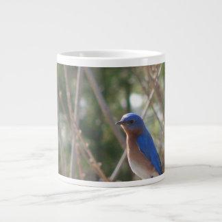 Bluebird Coffee Mugg Large Coffee Mug