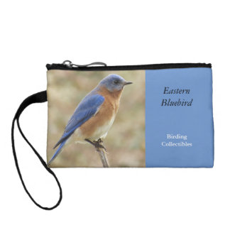Bluebird Coin Purse
