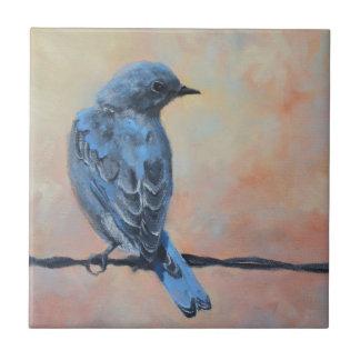Bluebird Fine Art Tile