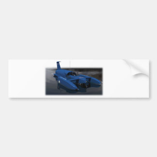 Bluebird K7 Bumper Sticker