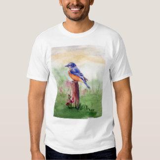 Bluebird Song Ladies Tshirt