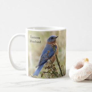 Bluebirds Coffee Mug by BirdingCollectibles