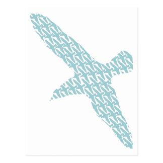 Bluebirds Post Card
