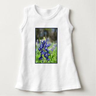 Bluebonnet Baby Dress