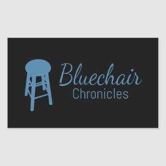 Bluechair Sticker