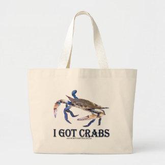 BlueCrabBlues Collection Tote Bag