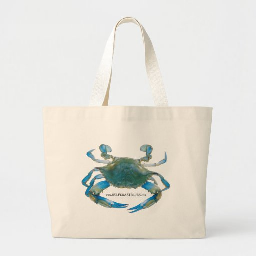 BlueCrabBlues Collection Tote Bags