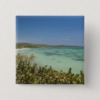 Bluefields, Jamaica Southwest Coast 15 Cm Square Badge