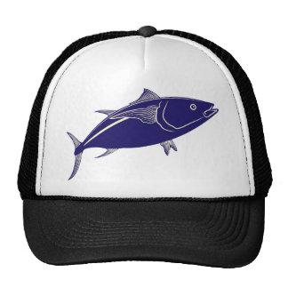 Bluefin Tuna Fish Mesh Hat